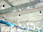 Case Study - Commercial Factory Lighting